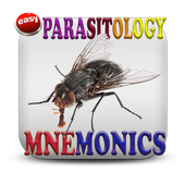Parasitology Mnemonics icon