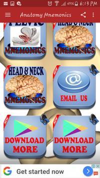 Anatomy Mnemonics screenshot 6