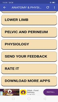 Anatomy & Physiology Mnemonics screenshot 10
