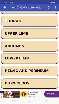 Anatomy & Physiology Mnemonics screenshot 4