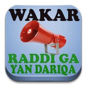 Wakar Raddi Ga Dariqa MP3 icon