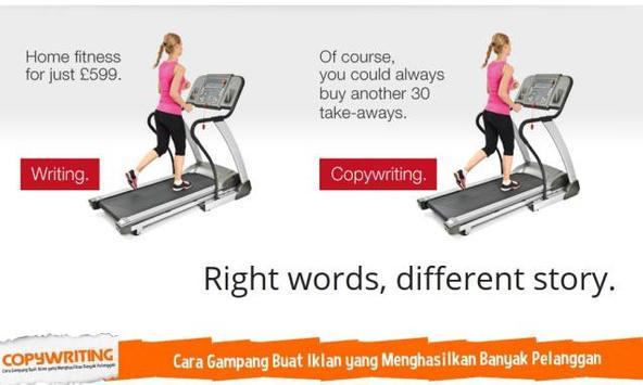 COPYWRITING -DEWA EKA PRAYOGA poster