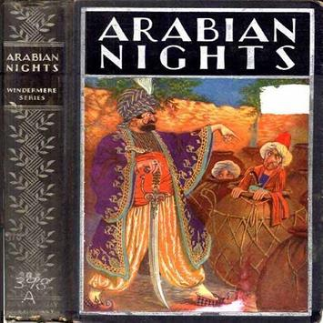 Story Of Arabian Nights poster