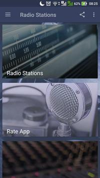 Minnesota Radio Stations poster