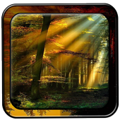Fantasy Forest Wallpaper icon