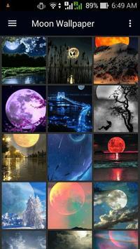 Moon Wallpaper screenshot 3