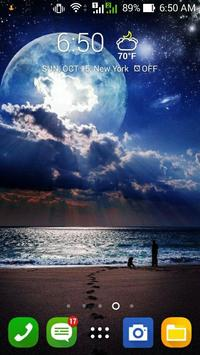 Moon Wallpaper poster