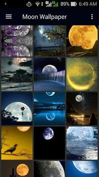 Moon Wallpaper screenshot 4