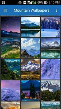 Mountain Wallpaper apk screenshot