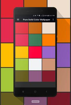 Pure Solid Color Wallpaper screenshot 4