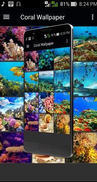 Coral Wallpaper screenshot 4