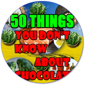 50 Things You Don't Know About Chocolate icon