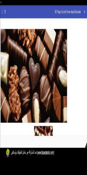 50 Things You Don't Know About Chocolate poster