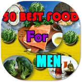 50 Best Ever Foods for Men icon