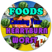 18 Foods Making Your Heartburn Worst icon