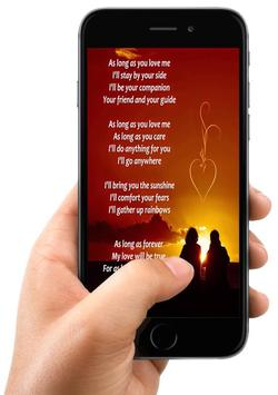 Love Poems of Love apk screenshot