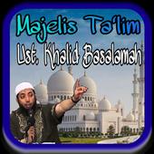 Majelis Ta'lim Ust. Khalid Basalamah icon