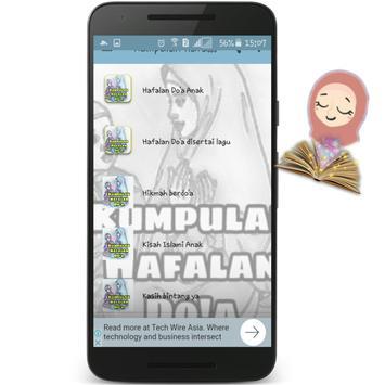 Kumpulan Hafalan Do'a apk screenshot