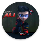 Ejen Ali Wallpaper Superhero icon