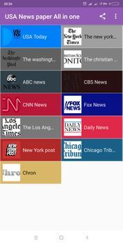 USA News All in one 2018 screenshot 1