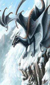 Real Dragon Wallpaper poster