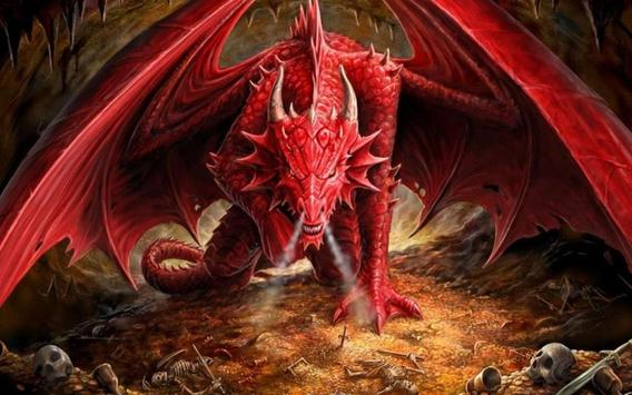 Real Dragon Wallpaper screenshot 4