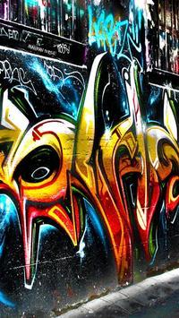 Graffiti Wallpaper Art screenshot 3