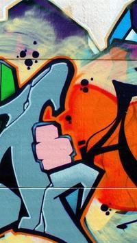 Graffiti Wallpaper Art screenshot 2