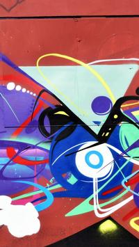 Graffiti Wallpaper Art screenshot 4