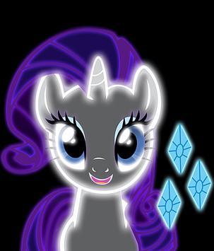 Little.Pony Wallpaper poster