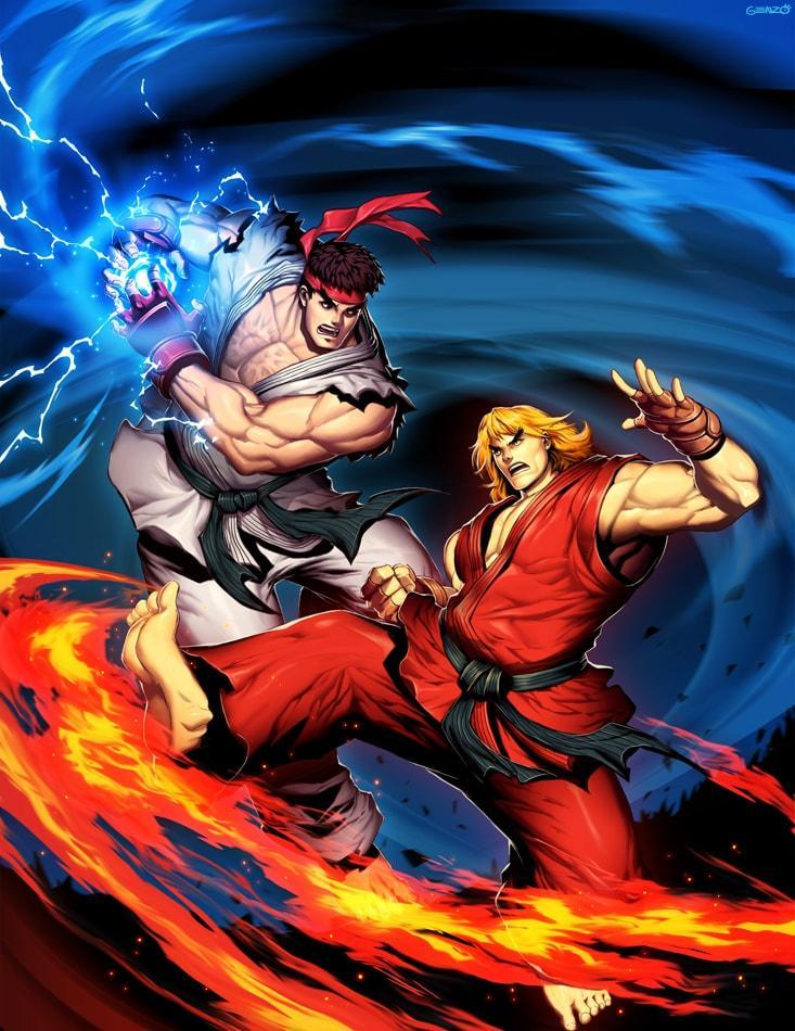Ryu Ken Wallpaper for Android - APK Download