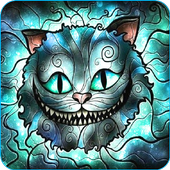 Cheshire Cat Wallpaper icon