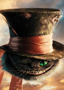 Cheshire Cat Wallpaper screenshot 3