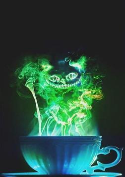 Cheshire Cat Wallpaper screenshot 4