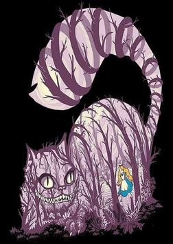 Cheshire Cat Wallpaper screenshot 5