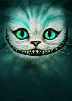 Cheshire Cat Wallpaper screenshot 6