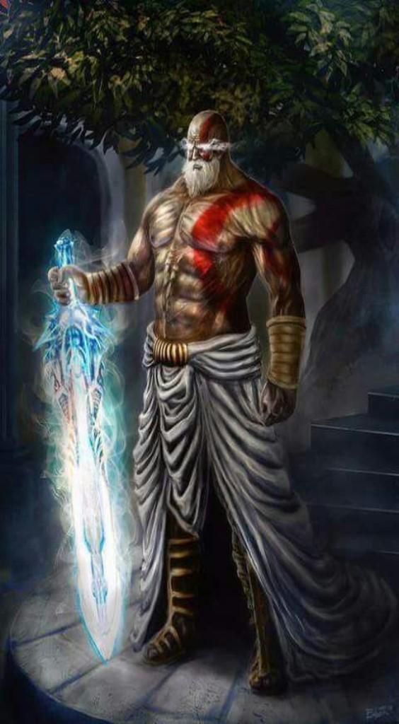 Kratos God Of War Wallpaper Für Android Apk Herunterladen