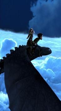 Toothless The dragon Wallpaper screenshot 4