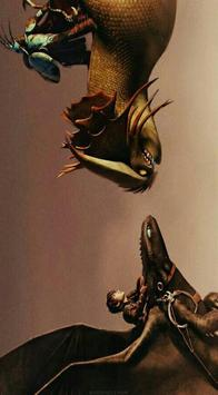 Toothless The dragon Wallpaper screenshot 6
