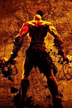 Kratos Wallpaper poster