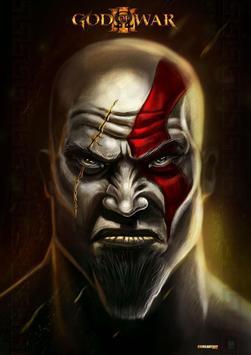 Kratos Wallpaper screenshot 1