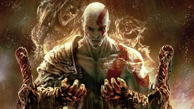 Kratos Wallpaper screenshot 2