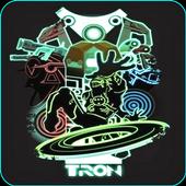 Tron Wallpaper icon
