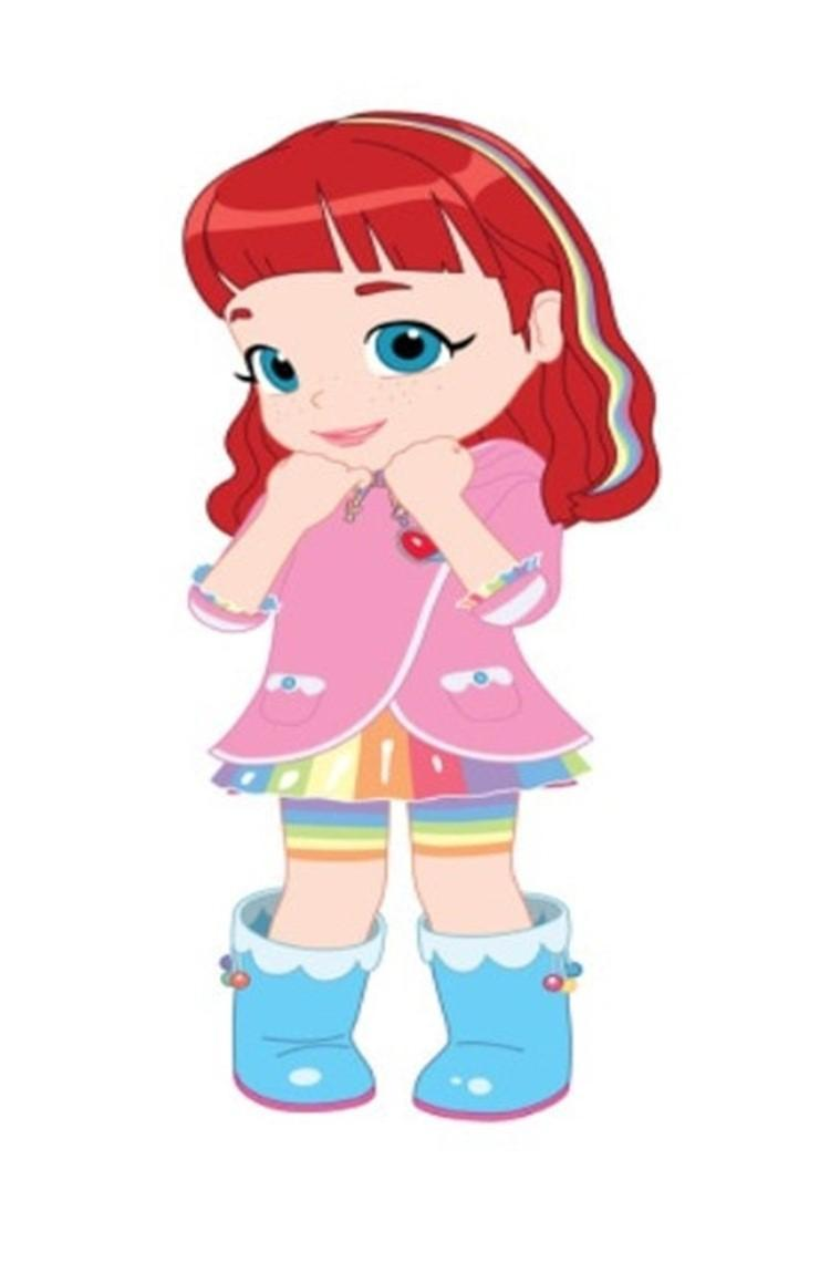 Rainbow Ruby Cute Wallpaper for Android - APK Download