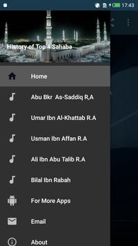 History of Top Four Sahaba apk screenshot