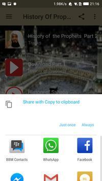 History Of Prophets Part 2 apk screenshot