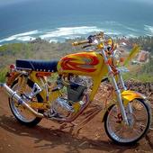 Modifikasi Honda CB icon