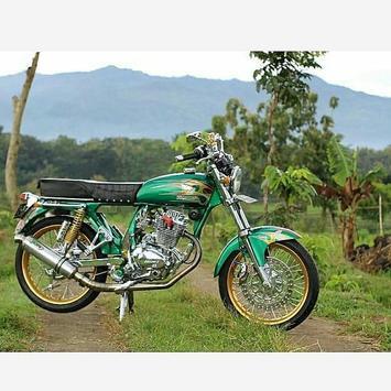 Modifikasi Honda CB screenshot 3
