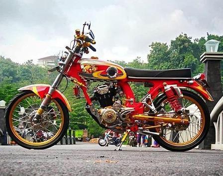 Modifikasi Honda CB screenshot 1