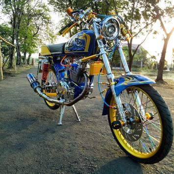 Modifikasi Honda CB screenshot 2